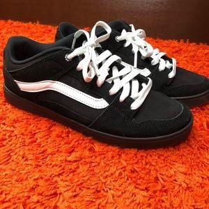 Vans Baxter BMX Shoes Gentlemen Black